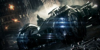 Batman: Arkham Knight — designing a proper Gotham City (and what's with the Batmobile?) (interview)