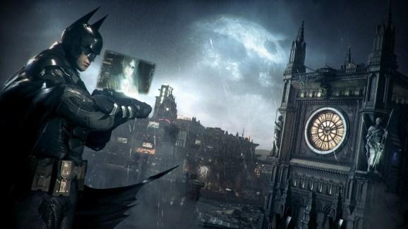 Batman: Arkham Knight -- The Clock Tower
