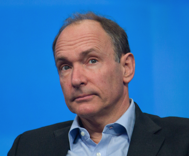 Dr. Tim Berners-Lee