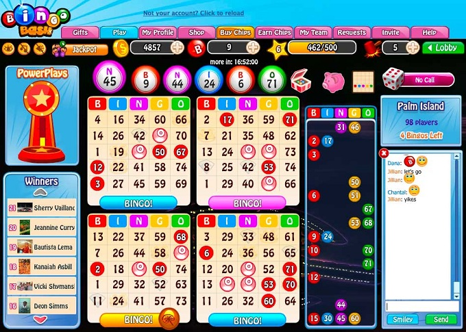 Bingo is also big in social-casino gaming, as we've seen with Bingo Bash.