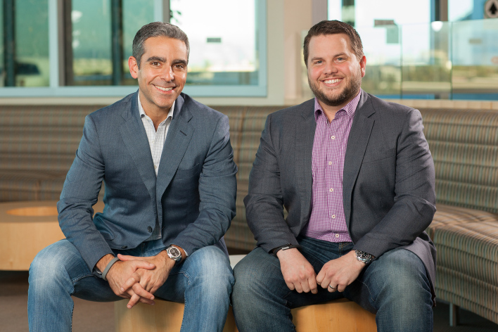 Paypal CEO and Braintree CEO