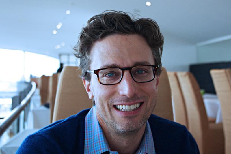 Buzzfeed founder Jonah Peretti