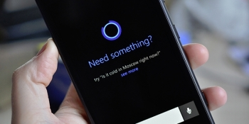 Here's the first picture of Microsoft's Siri competitor 'Cortana'