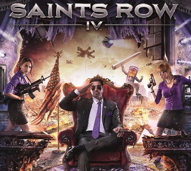 Deep Silver's Saints Row IV