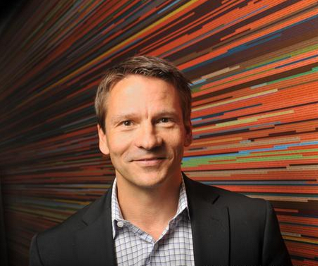 Chris Golec, chief executive of Demandbase.