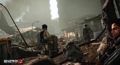 Dhruva made art for Sniper 2