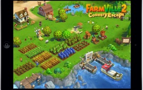 FarmVille 2: Country Escape (iPad)
