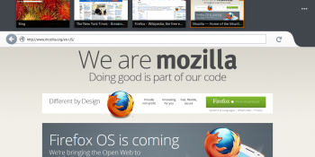 Mozilla kills 'Metro' Windows 8 Firefox plans, claims interest has been 'pretty flat'