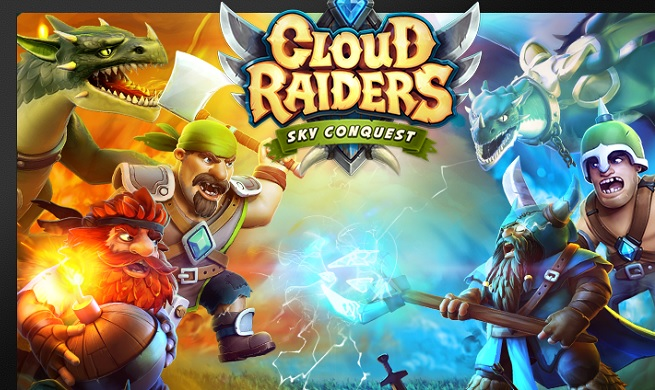 Game Insight's Cloud Raiders