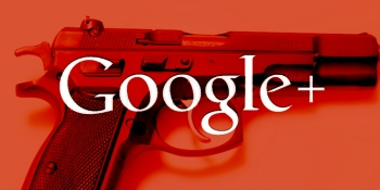 Want to buy a gun? Don't go looking on Google+