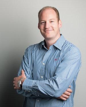 Jagex chief executive officer Mark Gerhard.