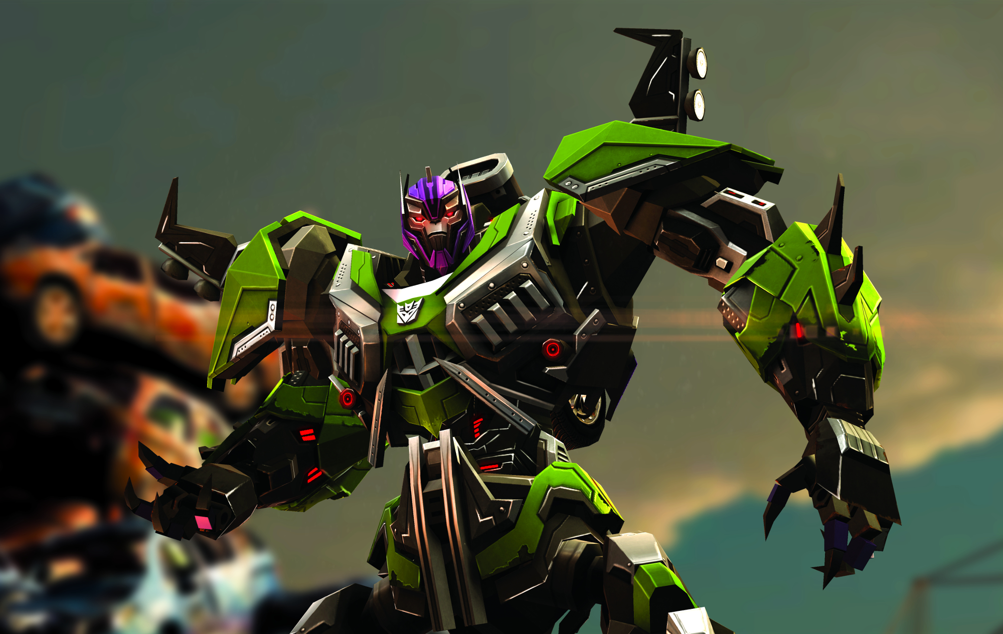 Hasbro has approved all the new Transformers created by Jagex.
