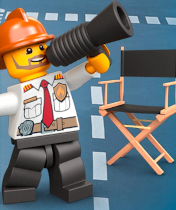 Is Lego destined to evolve into only being a director?