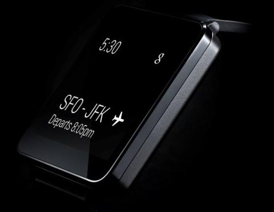LG's G Watch