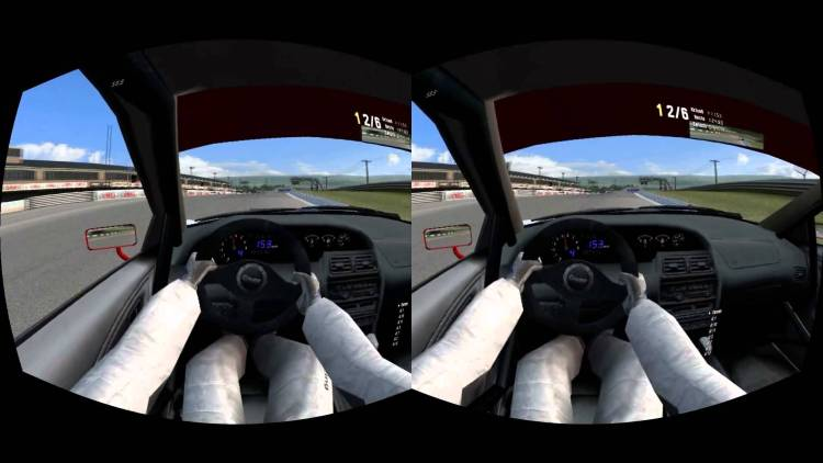 Live for Speed Oculus