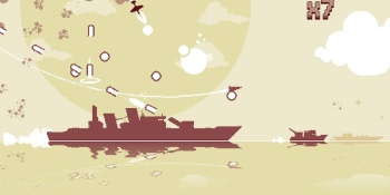 Luftrausers's unfriendly skies packs a ridiculous amount of thrill and drama into short chunks (review)