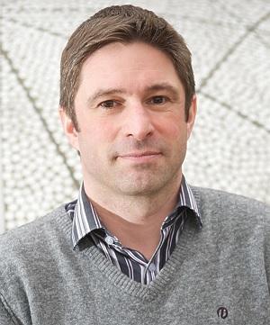 Mark Robinson of DeltaDNA