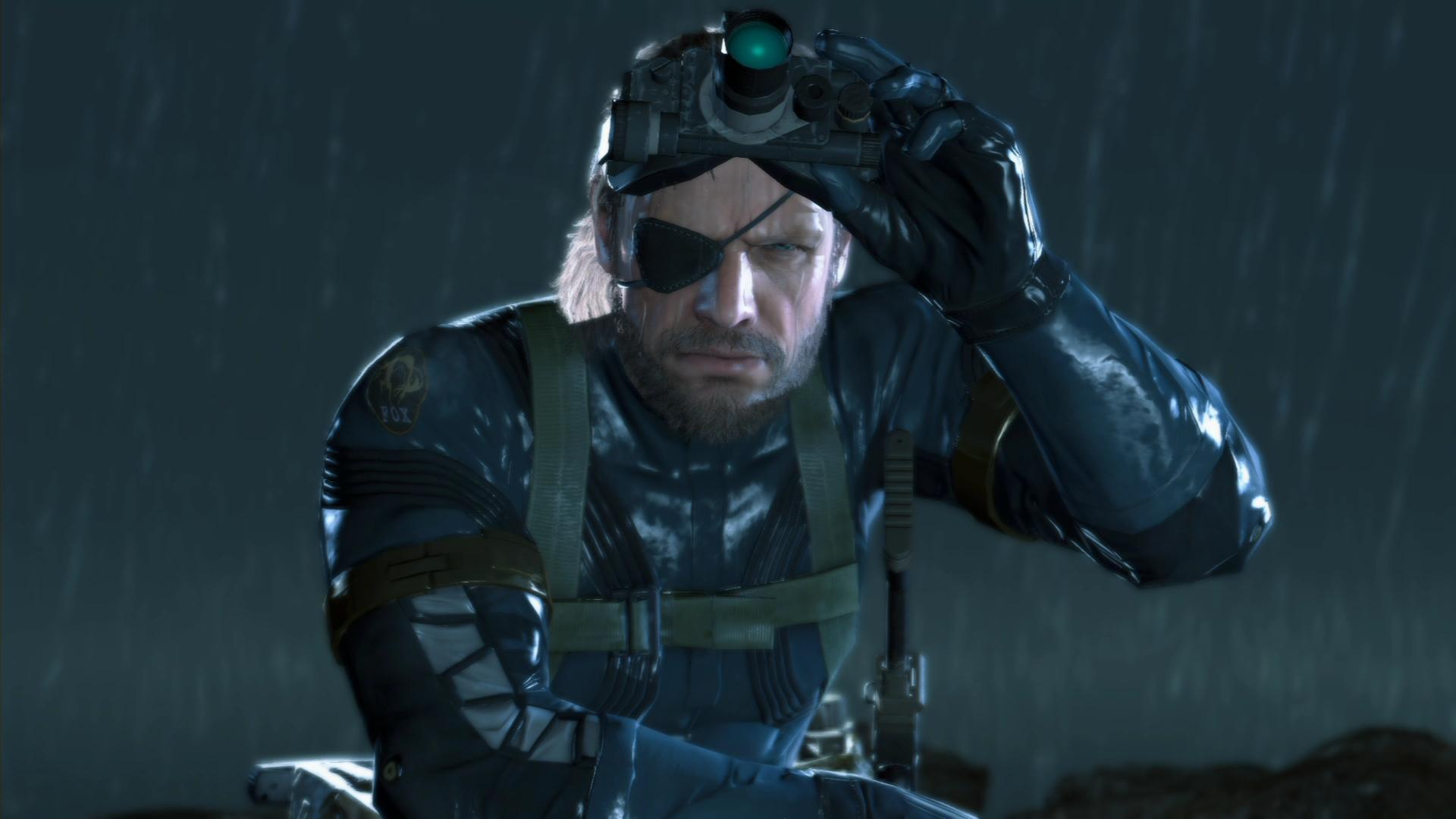 Boss spots a Metal Gear performing a tactical strike on Konami servers.