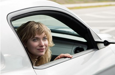 Imogen Poots is the co-star, playing Julia