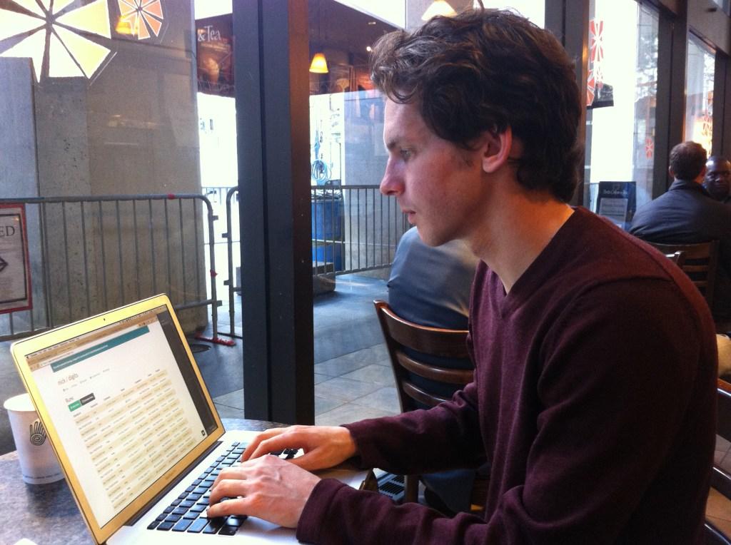 Nick Elprin of Domino Data Lab.