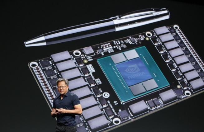 Nvidia Pascal architecture