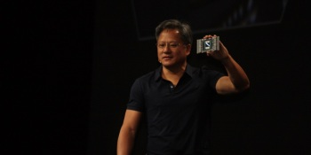 Nvidia's CEO discusses AI dangers, Donald Trump, the Nintendo Switch, and more