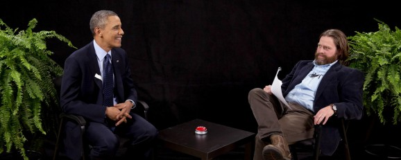 President Obama on Between Two Ferns with Zach Galifianakis