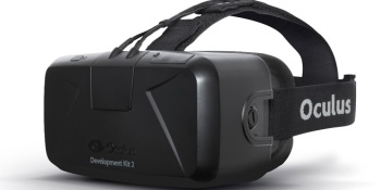 In a race with Sony, Oculus unveils improved Rift virtual reality dev kit (hands-on preview)