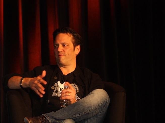 Phil Spencer is now Microsoft's boss for the Xbox One.