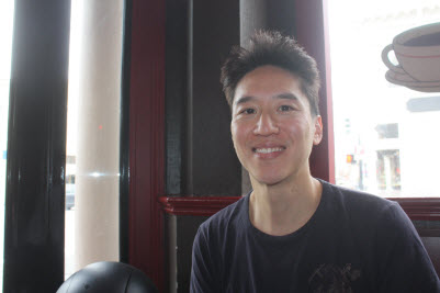 Raptr CEO Dennis Fong