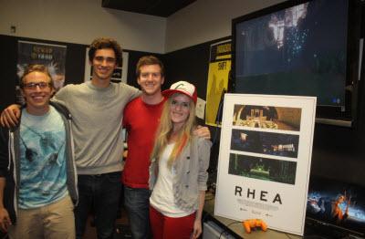 Rhea team leaders