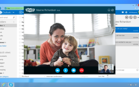 Skype for Outlook.com
