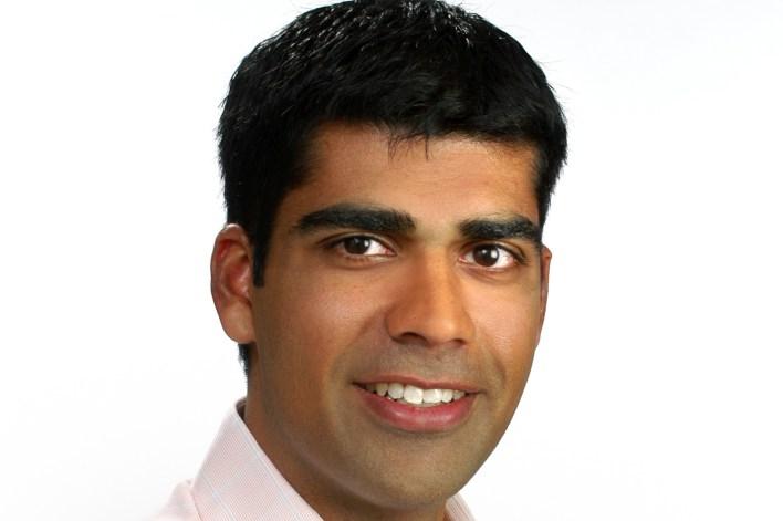 Amplify Ventures founding partner Sunil Dhaliwal.