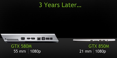 Maxwell enables thinner notebooks.