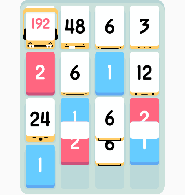 Threes destroyed more free time than pretty much any other game in 2014.