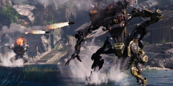 Titanfall is heading to Asia as a free-to-play online game