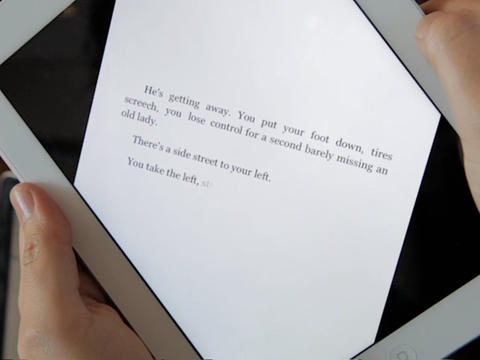 Video games inside of e-books: An idea that's already here