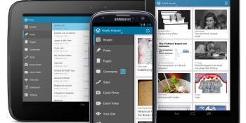 Rethinking the content management system for mobile