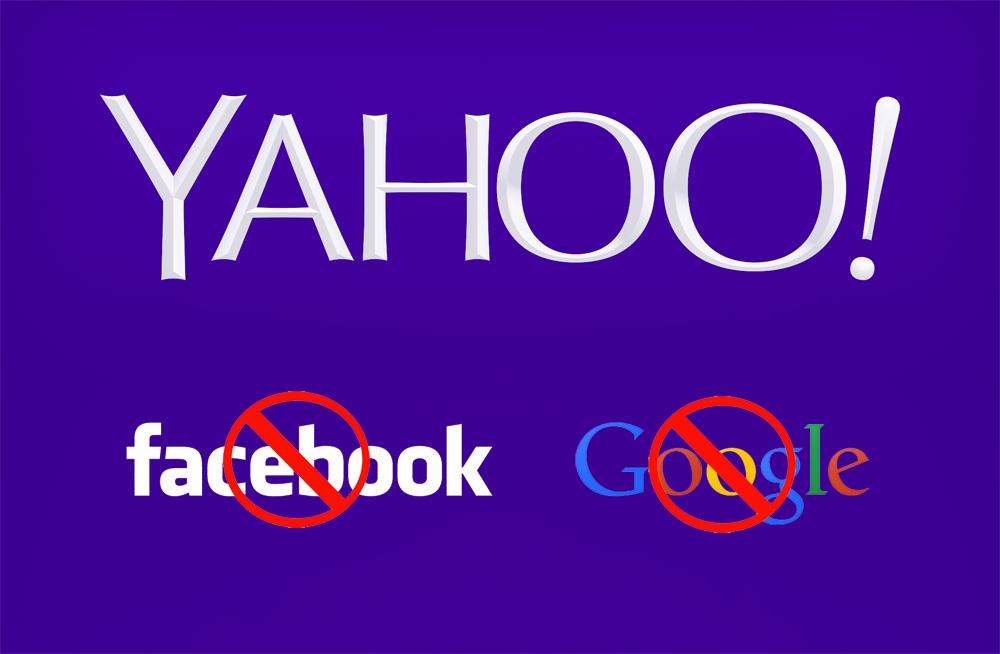 Facebook sign up yahoo registration Help for