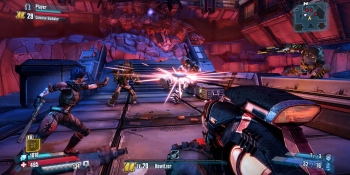 Who's behind the wheel on development for Borderlands: The Pre-Sequel? Everyone