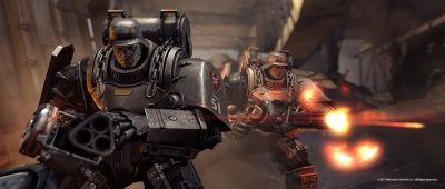Preorders for Wolfenstein: The New Order will now get you