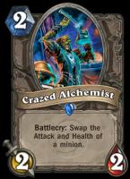 Crazed Alchemist