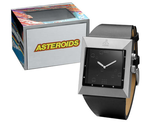 In 2005, Fossil ran an Atari themed watch collestion