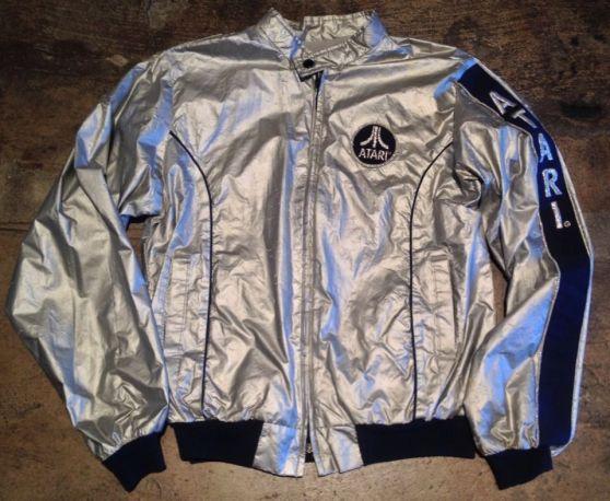 The original Atari jacket