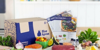 Blue Apron attracts $500M valuation by catering to lazy chefs
