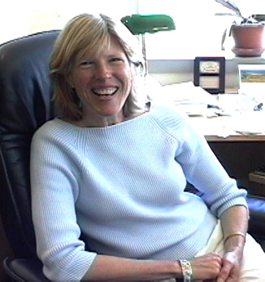 New Calico recruit Dr. Cynthia Kenyon.