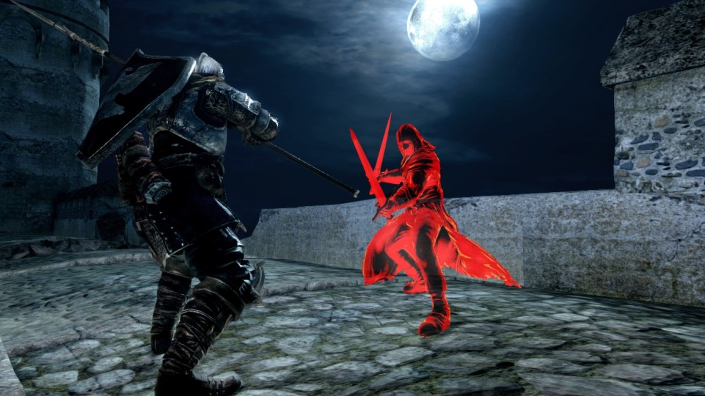 Human players insist on piling on the misery in Dark Souls II.
