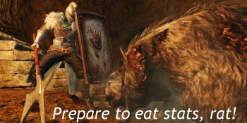 42 Dark Souls II players die every second — and nine other chilling stats