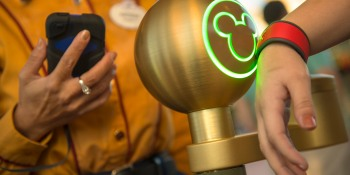 What Disney World's MagicBands can teach us about the convergence of mobile, data, and more
