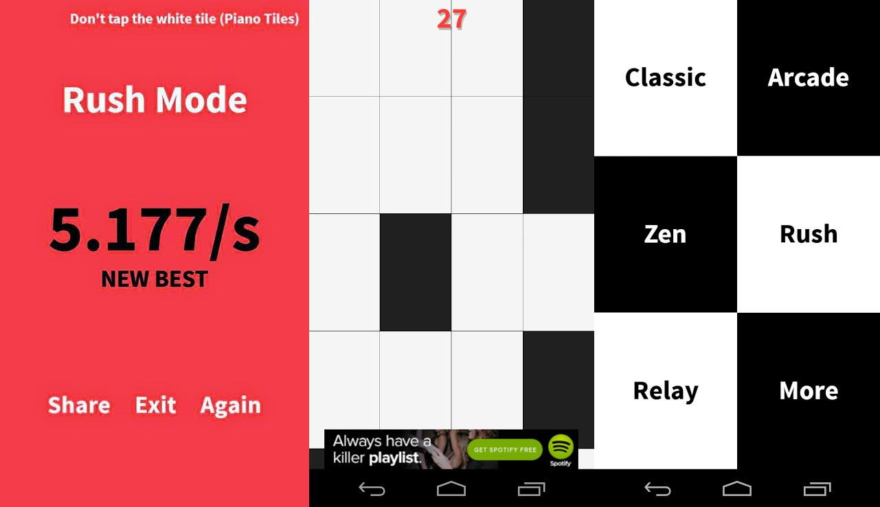 Don T Tap The White Tile Is Just Latest Hit To Prove No One Really Understands Mobile Gaming Venturebeat